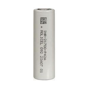 Molicel P42a Inr 2700 Uppladdningsbart Vape-batteri 4200mah 30a