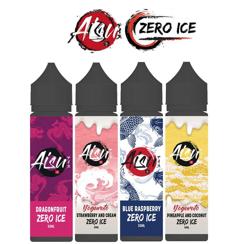 Aisu Zero gelo Shortfills
