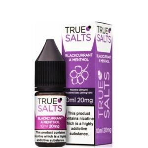 Upeņu A mentola 10ml Nic Sāls šķidruma pudele ar kastīti ar īstiem sāļiem