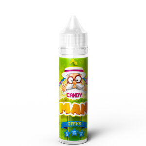 Geeks 50ml Eliquid Shortfill Bottle By Dr Frost Candy Man