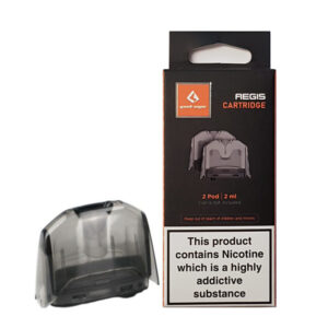 Geekvape Aegis Pod Udskiftning Pod Cartridge With Box