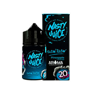 Nasty Juice Slow Blow 20 ml koncentrat tekoče arome