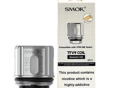 Nadomestne vape tuljave Smok Tfv9