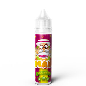 Zure Bratz 50ml eliquid Shortfill Fles door Dr Frost Candy man