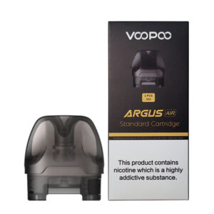 Voopoo Argus Air Standard Replacement Pod Cartridge With Box