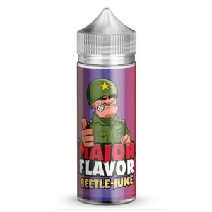 Kever Juice 100ml Eliquid Shortfill Fles op hoofdsmaak