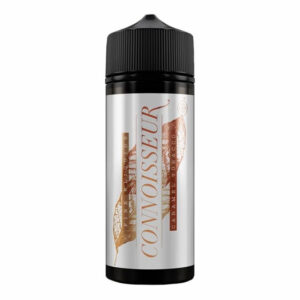 Connoisseur Caramel Tobacco 100ml Eliquid Shortfill Garrafa por The Yorkshire Vaper