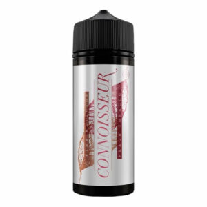 Connoisseur Peach Tobacco 100ml Eliquid Shortfill Flaska förbi The Yorkshire Vaper