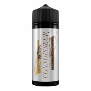 Connoisseur Vanilla Tobacco 100ml Eliquid Shortfill Botella por The Yorkshire Vaper