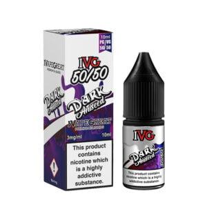 Ivg Dark Aniseed 10ml 50 50 garrafa eliquid com caixa