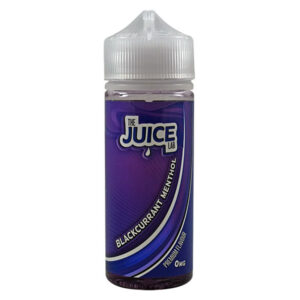 Η περιοχή Juice Lab Blackcurrant Menthol 100ml Eliquid Shortfill Μπουκάλι