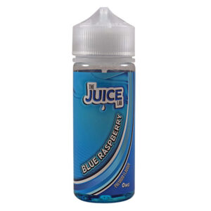 Het Juice Lab Blue Framboos 100ml eliquid Shortfill Fles