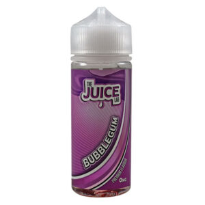 The Juice Lab Bubblegum 100ml Eliquid Shortfill Bottle