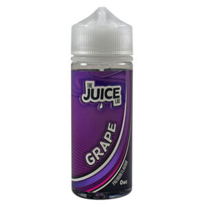 The Juice Lab Grape 100ml Eliquid Shortfill Bottle