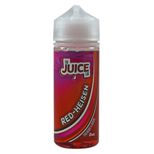 The Juice Lab Red Heisen 100ml Eliquid Shortfill Bottle