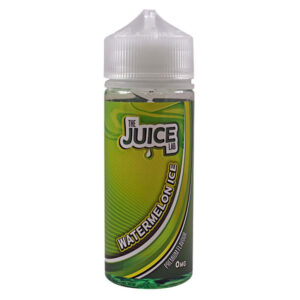 The Juice Lab Watermelon Ice 100ml Eliquid Shortfill Bottle