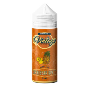 Eliquid Caribean Spritz 100ml Vintage Shortfill Botellas