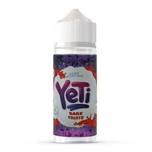 Yeti Dark Fruits 100ml Eliquid Shortfill Flaska