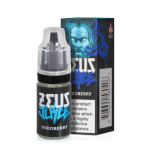 Zeus Juice Dodoberry 5050 Botella Eliquid 10ml Con Caja