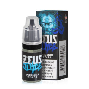 Zeus Juice Phoenix Tears 5050 Eliquid Botella de 10 ml con estuche