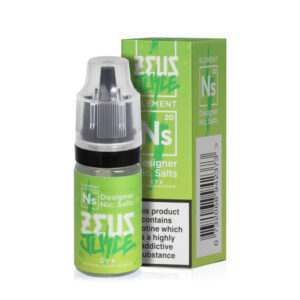 Seifur Juice Zy4 Nic Salt Eliquid 10ml flaska með kassa