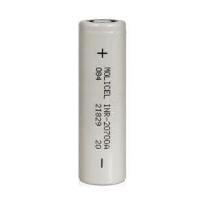 Molicel Inr 20700 uppladdningsbart Vape-batteri