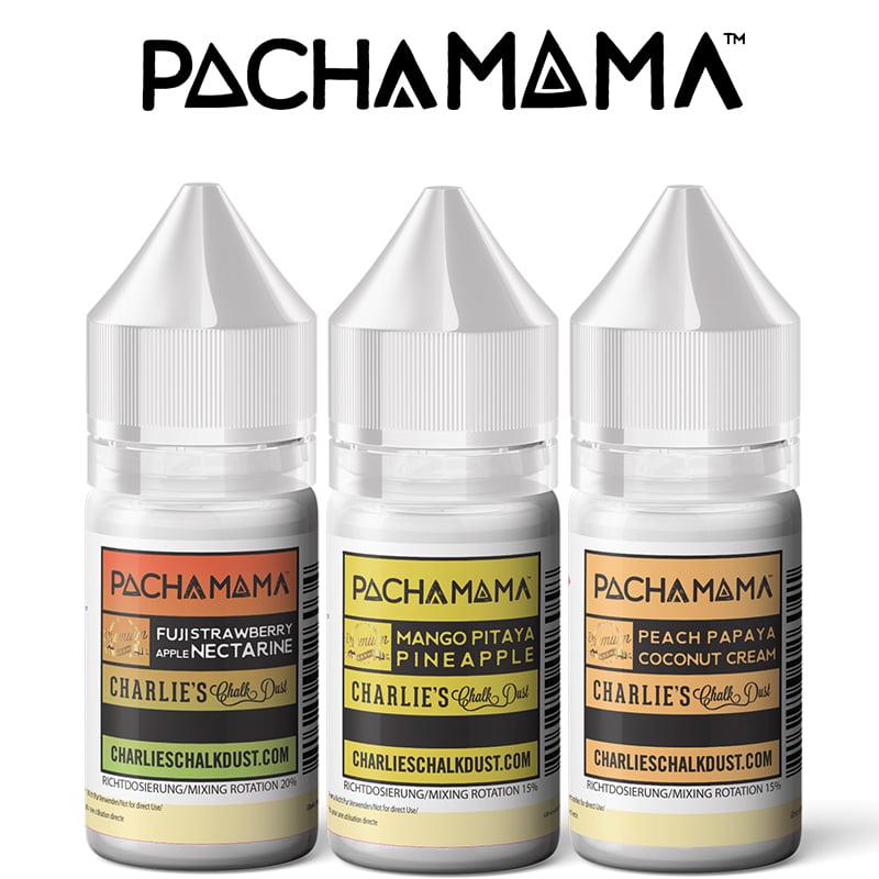 Pacha Mama Concentrados de sabor E-Liquid