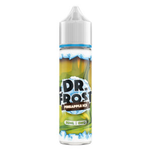 Pineapple Ice 50ml E-liquid Shortfill By Dr Frost