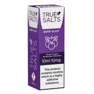 True Sais Berry Blast Nic Salt 10ml Caixa Eliquid