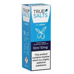 Caja de eliquid True Salts H Berry Nic Salt 10ml