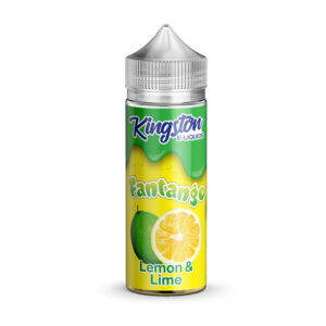 Kingston Fantango Fruits Lemon Lime 100ml Eliquid Shortfill Flaske