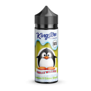 Kingston 5050 limonina apna Slush 100ml Eliquid Shortfill Steklenica