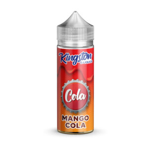 Kingston Mango Cola 100 ml tekočina Shortfill Steklenica