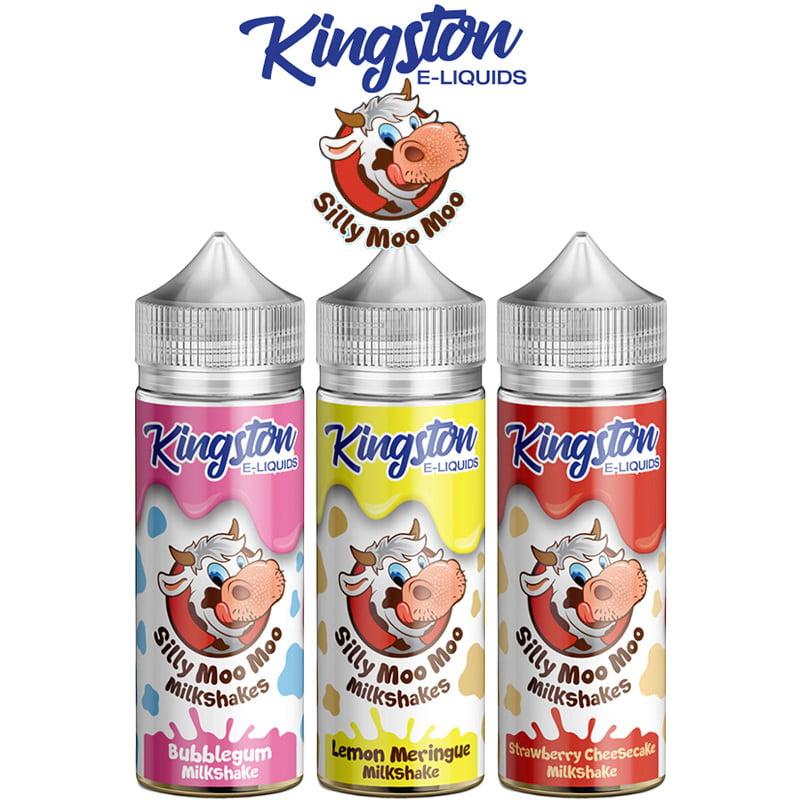 Milkshakes Kingston Silly Moo Moo Shortfills