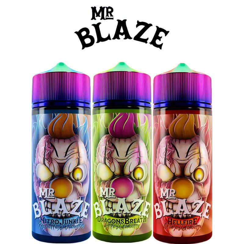 Sr. Blaze Shortfills