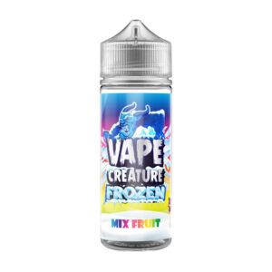 Vape Creature Frozen Mixed Fruit 100ml Eliquid Shortfill Bottle