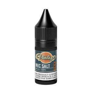 Vintage Nic Salt 50 50 Vg 20mg