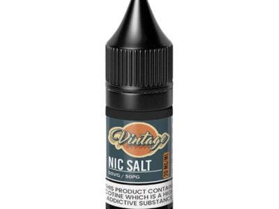 Sal Nic Vintage 50 50 Vg 20 mg