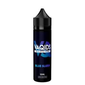 Vaqids Blue Slush 50ml Eliquid Shortfill Frasco