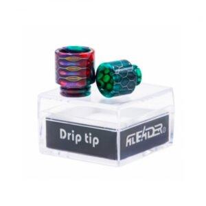 510 & 810 Snakeskin Resin Drip Tip Kit