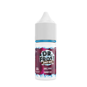 Dr Frost 10 ml steklenica Cherry Ice Nic Salt Eliquid