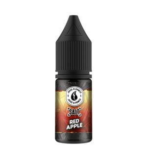 Juice N Power Sal Eliquid Sal Red Apple Nic Sal Botella 10ml