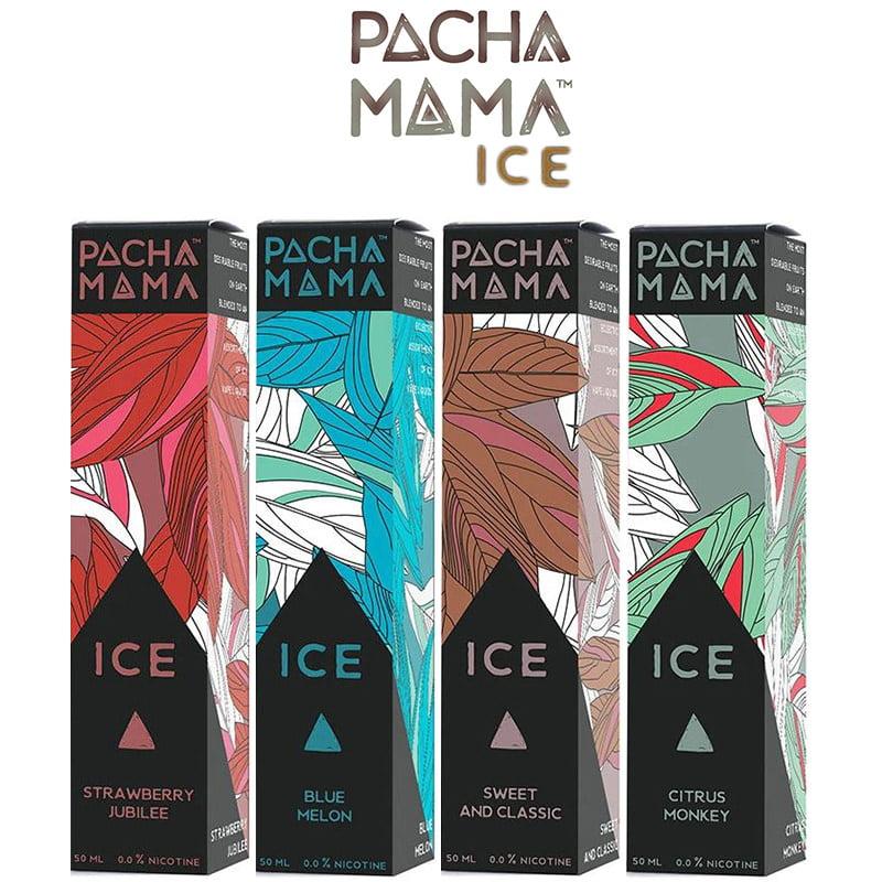 Pacha Mama Ice Shortfills