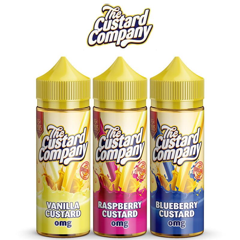 The Custard Company Shortfills