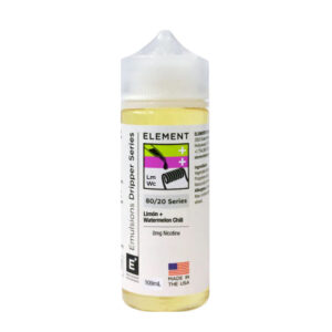 Element Emulsiones Limon Watermelon Chill 100ml Eliquid Shortfill Botella