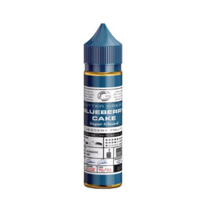 Glas Basix Blueberry Cake 50ml Eliquid Shortfill Bottle