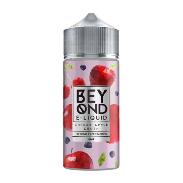 Ivg Beyond Cherry Apple Crush 100ml tekutý Shortfill Láhev