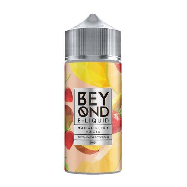 Ivg Beyond Mangoberry Magic 100ml Eliquid Shortfill Botella