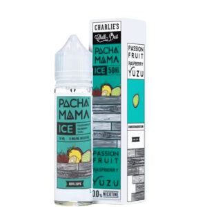 Passion Fruit Raspberry Yuzu Ice By Pacha Mama Ice