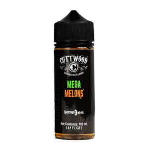 Cuttwood Mega Melons 100ml Eliquid Shortfill Bottle